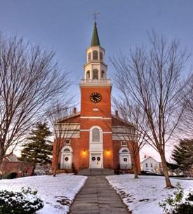 First Unitarian Universalist Society of Burlington