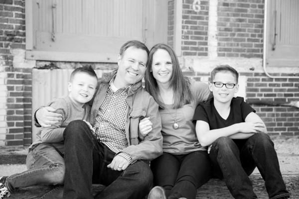 Tara Homan and Family