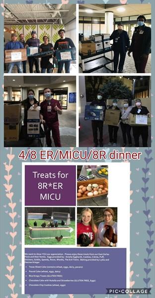 Baylor University Medical Center ER/MICU/8R