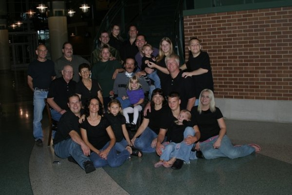 The Hawley Family