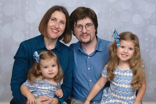 Itana Pinansky and Family