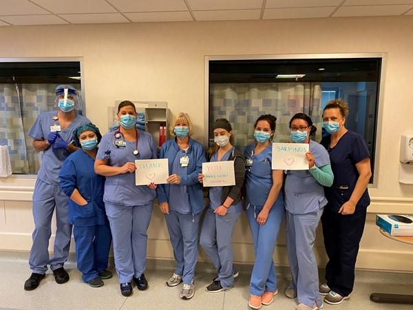 AMITA Health Adventist Medical Center La Grange Inpatient Unit Staff