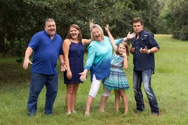 Bobby Brice and Family
