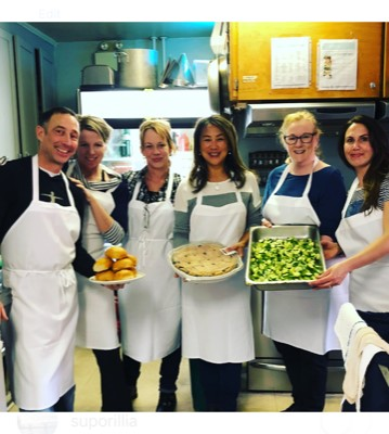 The Lighthouse Feed Fifty Community Meal Program