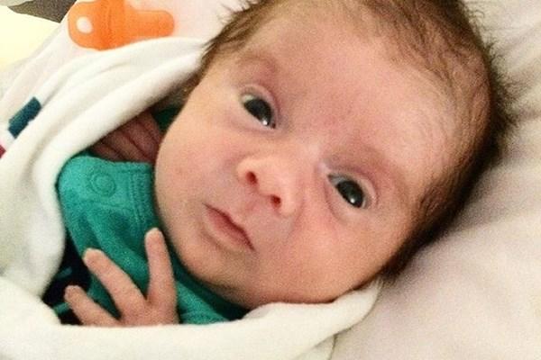 Audra & Chris Keller - Baby Everett