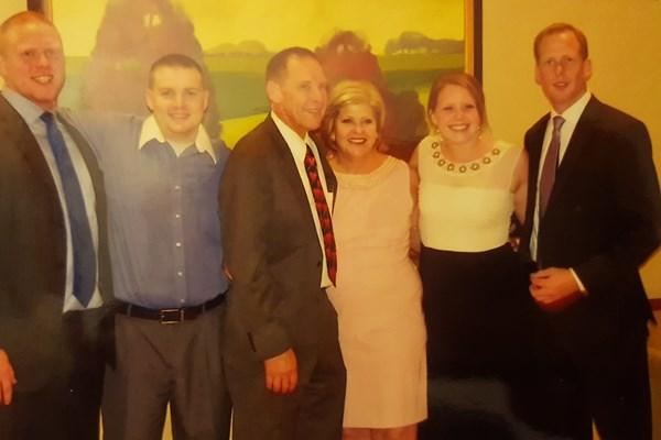 The O'Brien Family