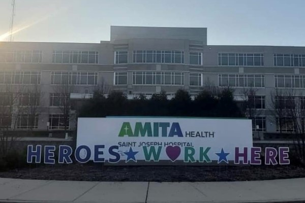 AMITA Health Saint Joseph Hospital - Elgin