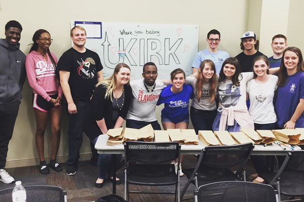UKirk South Alabama Campus Ministry