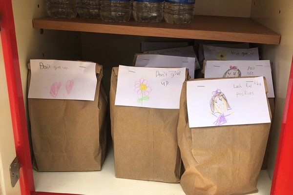 Community Lunch Box at St James