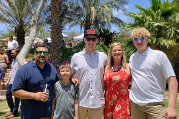 Jenelle Bell (Zac Malcolm) family