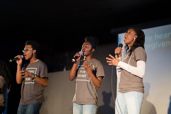 Worship Team Retreat Jan. 19th-Jan. 21st