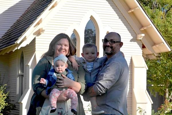 The Paul Brooks Family