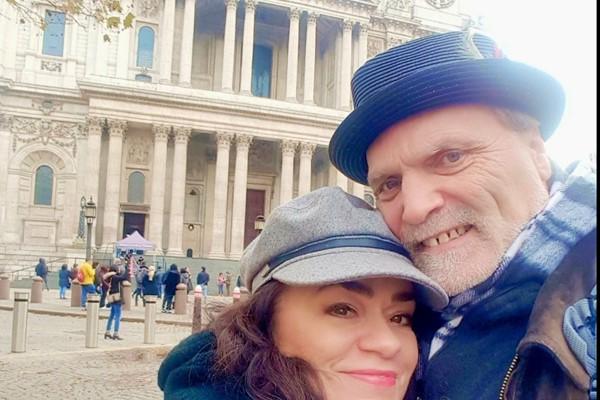 Greg and Cherie Johnson