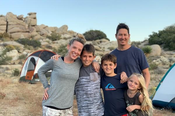 The Buechel Family