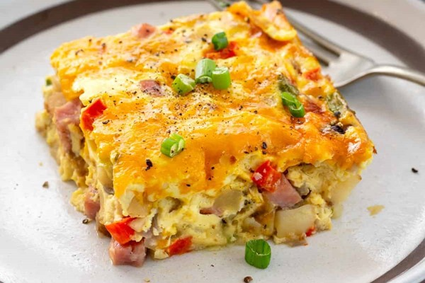 Tuesday  --  Breakfast Casseroles
