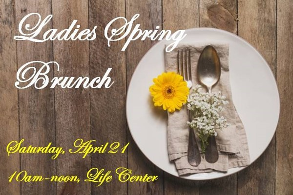 Ladies Spring Brunch