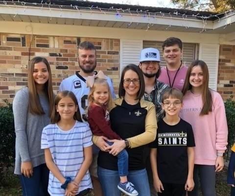 Brad Malagarie Family