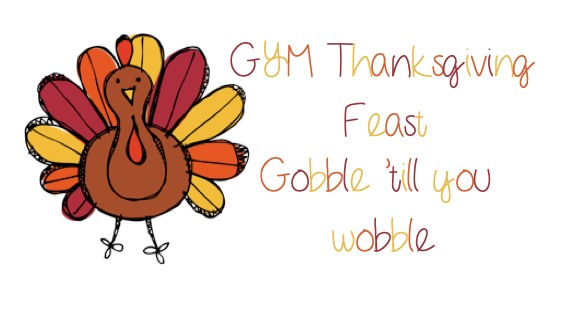 Grace Youth Ministry's Thanksgiving Feast