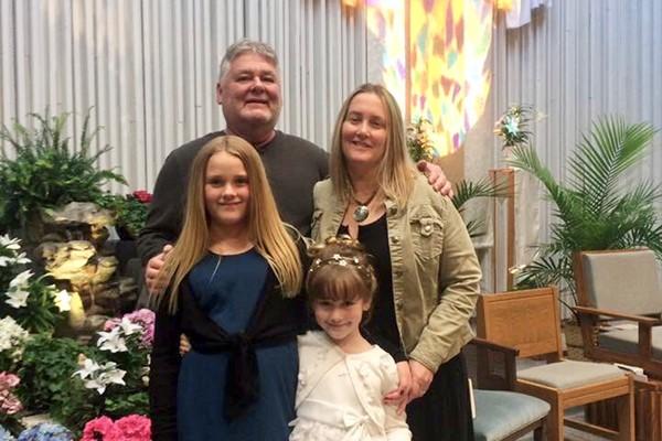 The McCarthy (Kozina) Family