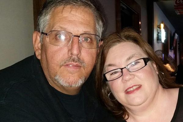 Samantha and Dan Cathcart