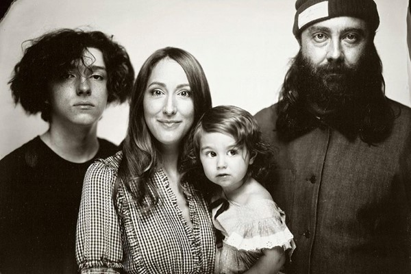 Jeff, Monica, Jude, Lola