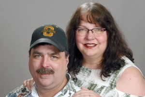 Sara and Tom Barnett