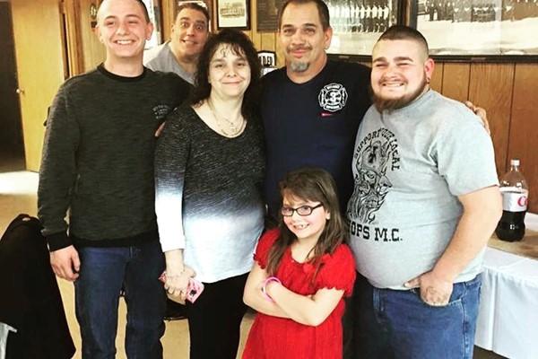 The Ioffredo Family