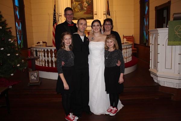 The Aschenbrenner Family