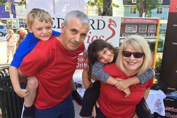 The Davison - Richard Family