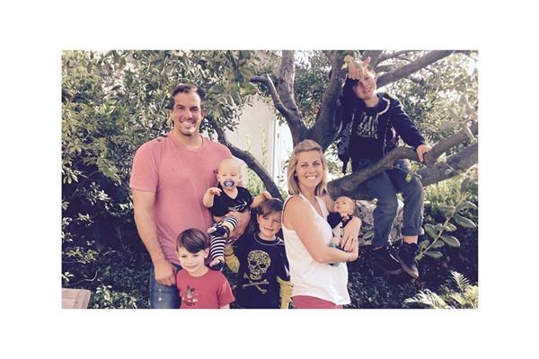 The Schenkenberger Family
