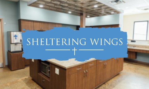 Sheltering Wings Residents