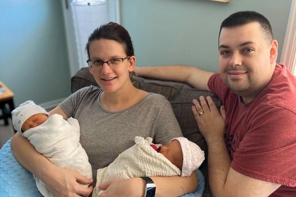 Joe & Rachel Friesen Family