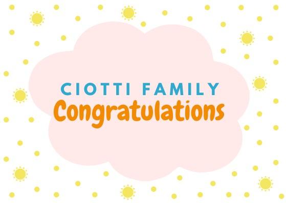 The Ciotti Family