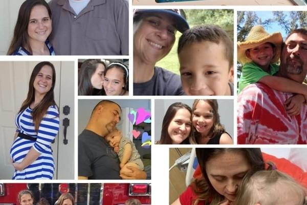 Teri and Oak's Family