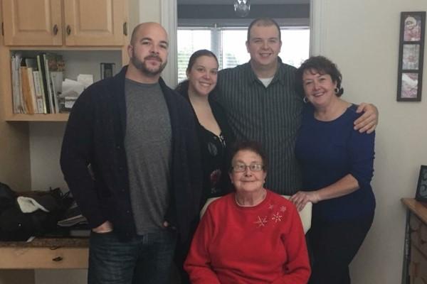 The Hamlyn Family