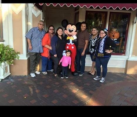 The Diaz de Leon & Hernandez Families