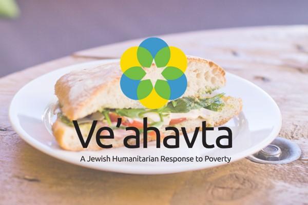 Sandwiches for Ve'ahavta