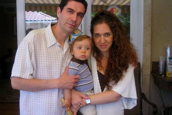Dana Hagooli & Family