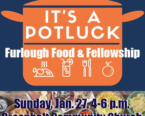 Furlough Food & Fellowship in Greenbelt
