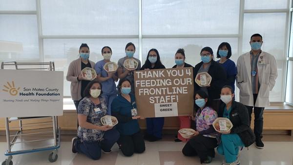 San Mateo Medical Center Frontline Staff