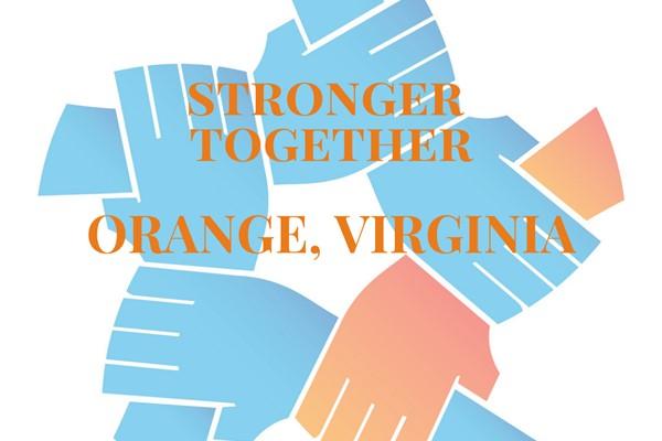 Orange Virginia Front Line Workers