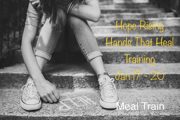 Hope Rising Hands That Heal Training