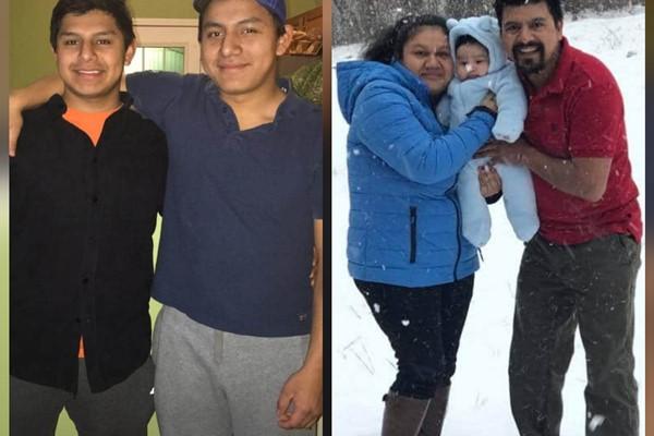 The Espinosa-Cruz Family