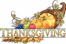 Rosedale Reformed Bible Church Thanksgiving Fellowship Meal