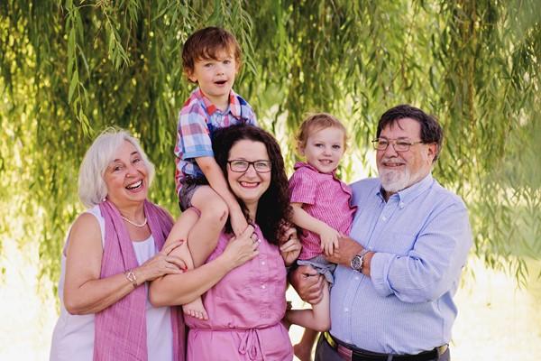 The Zuker Family