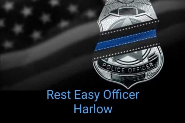 The Family of Officer Jason Harlow