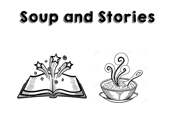 Soup and Stories at the Peacham Library