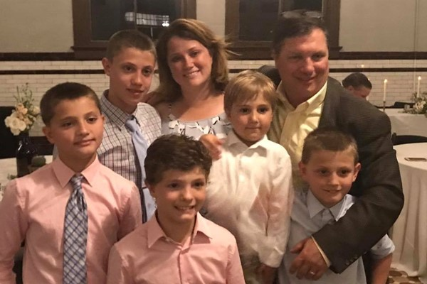 The Sweeney Family